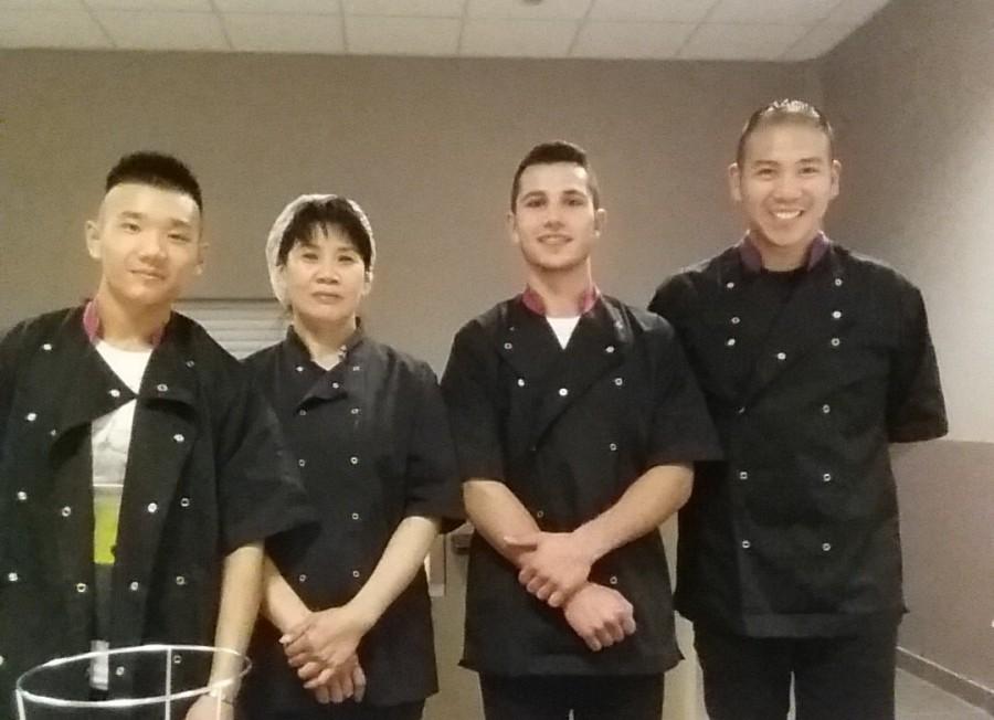Personnel du restaurant