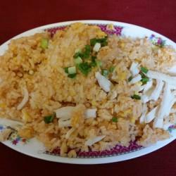 riz sautés à la thaïlandaise